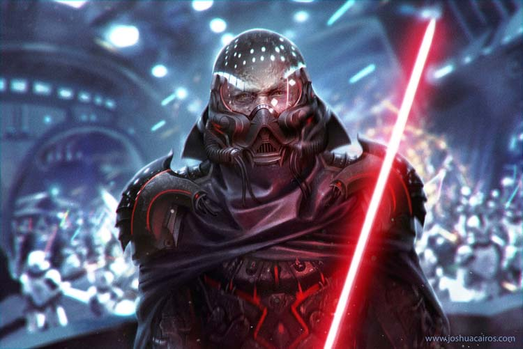 Darth Vader fan art