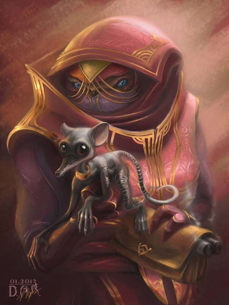 Mass Effect fan art 3D Fan Art Inspiration