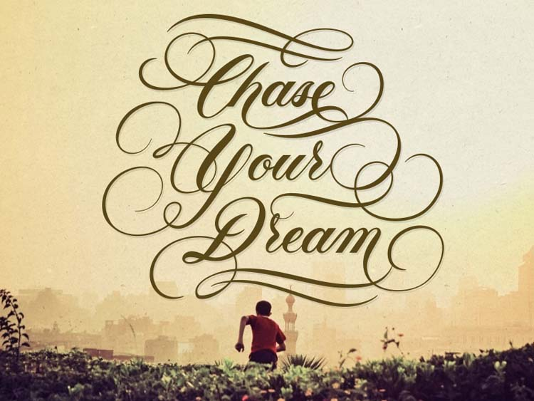 Chase-your-dream