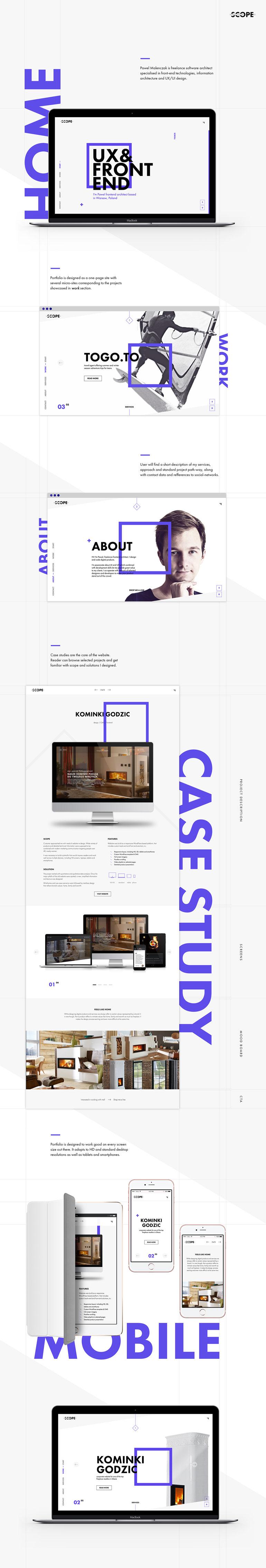 Creative Website Design Inspiration 2016