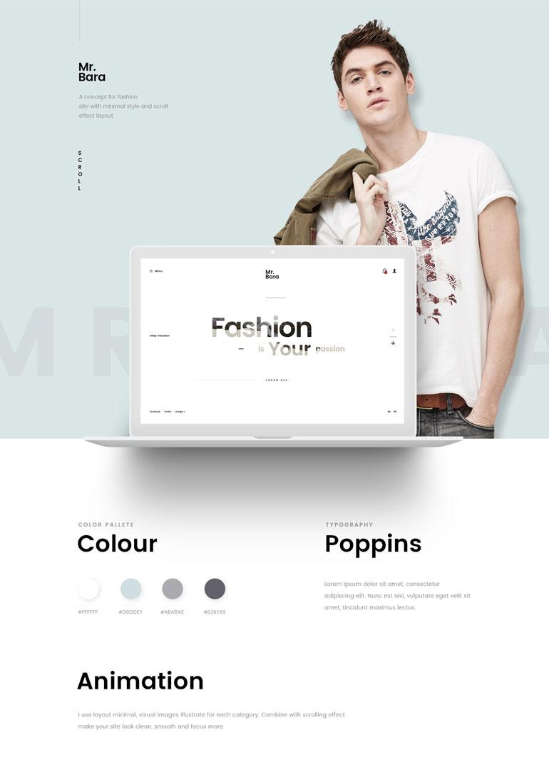 Website Design Inspiration 2016