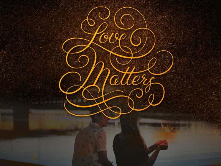 Love-Matter