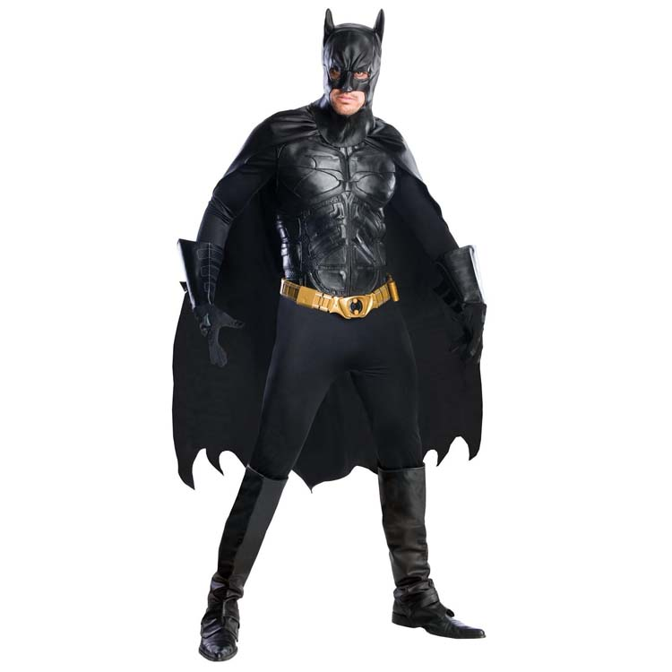 Batman The Dark Knight Rises Costume