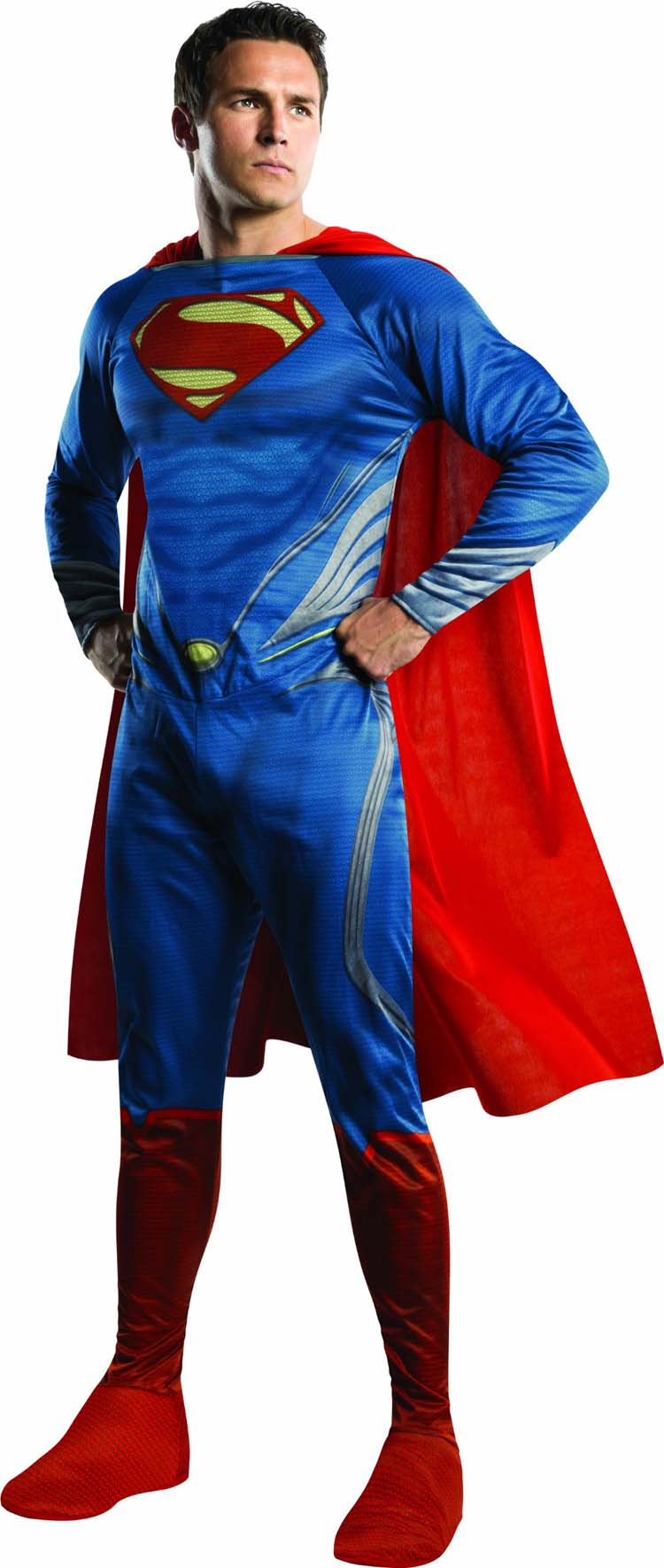 Man of Steel Superman Adult Complete Costume