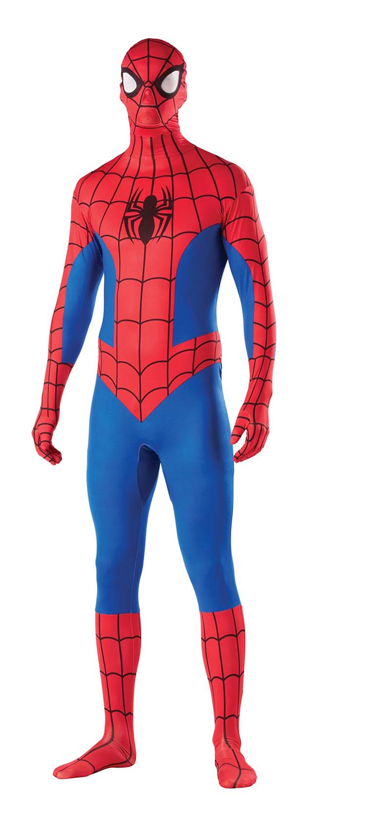 Spider-Man 2nd Costume