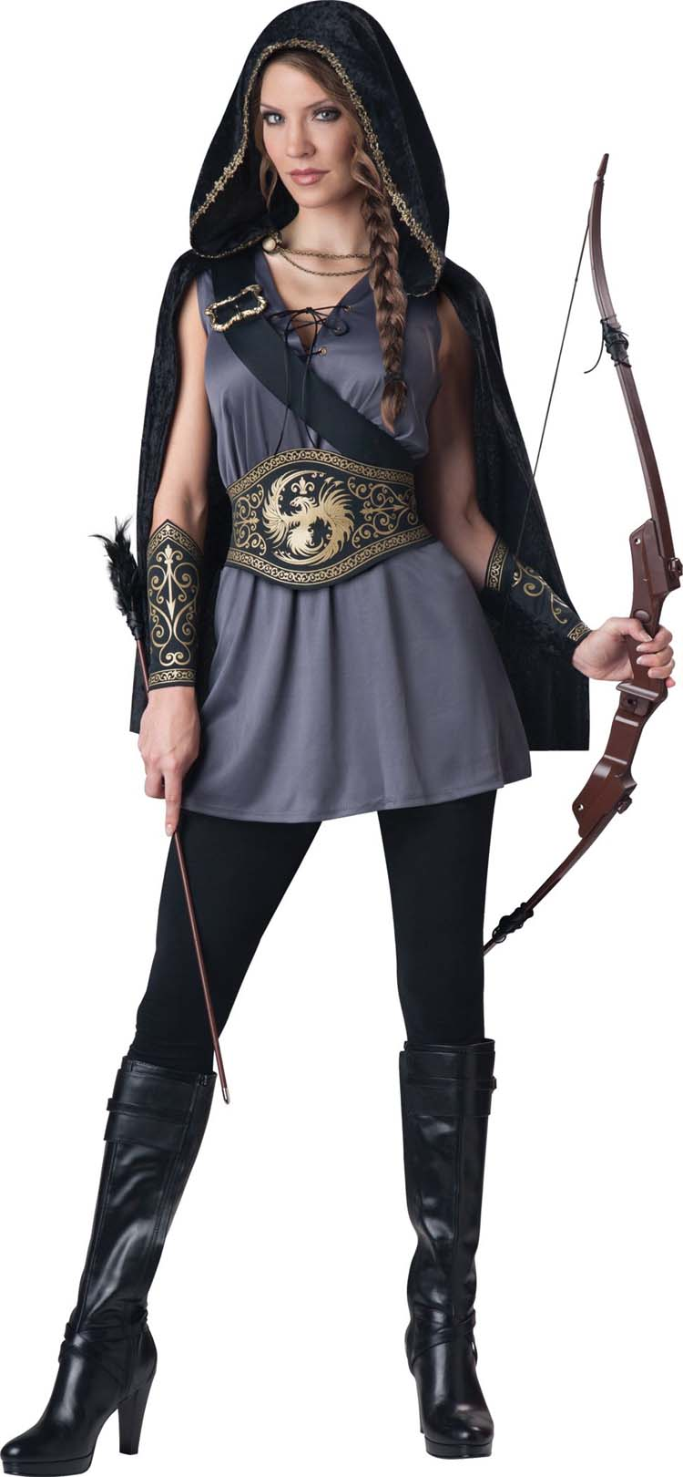 Women's Huntress Costume