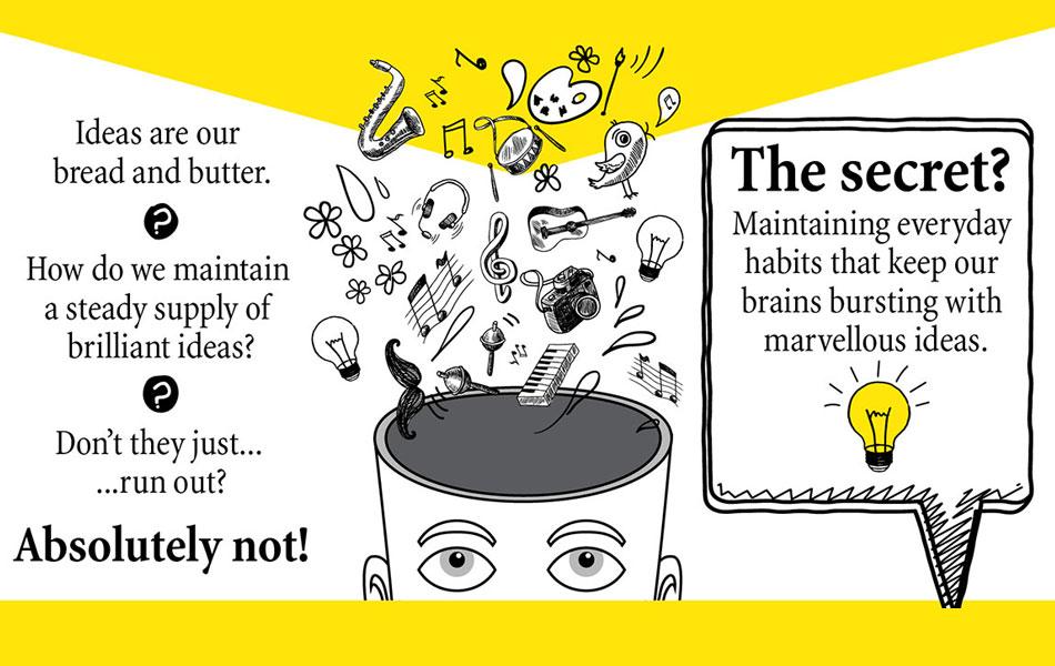 7 Best Ways to Generate New Ideas 3