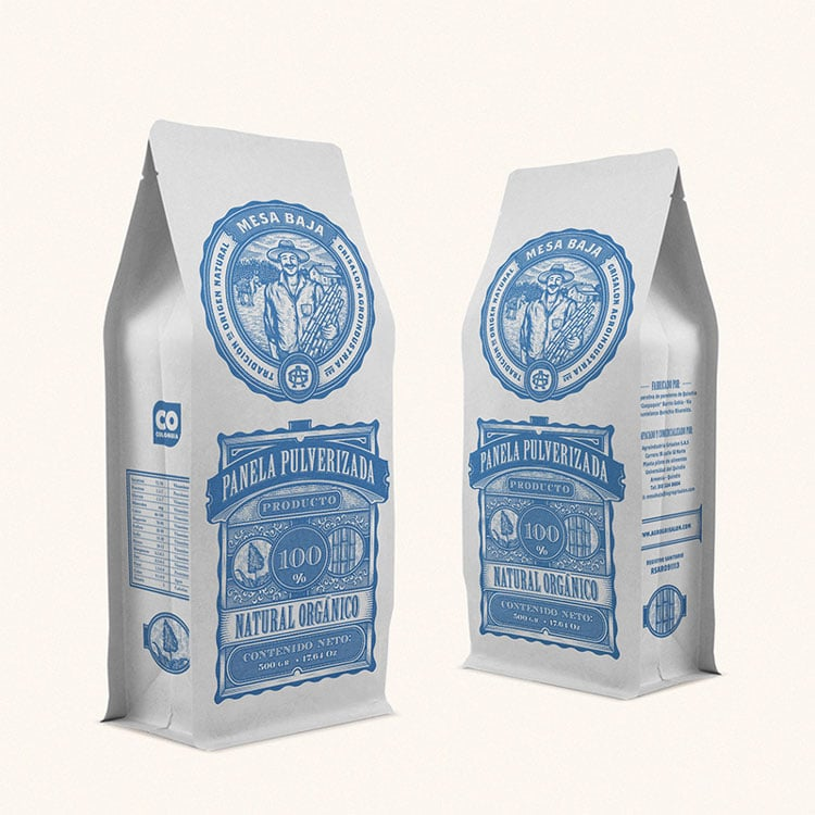 Retro Packaging Design Inspiration