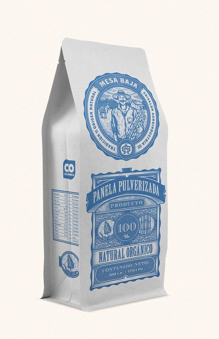 retro packaging design ideas