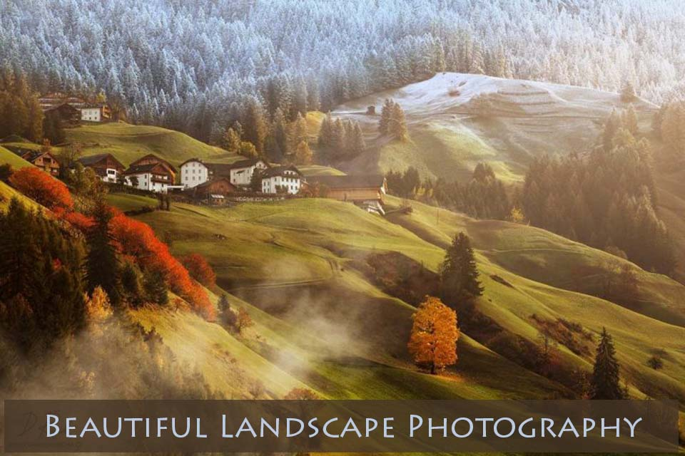 Beautiful Landscape Photography