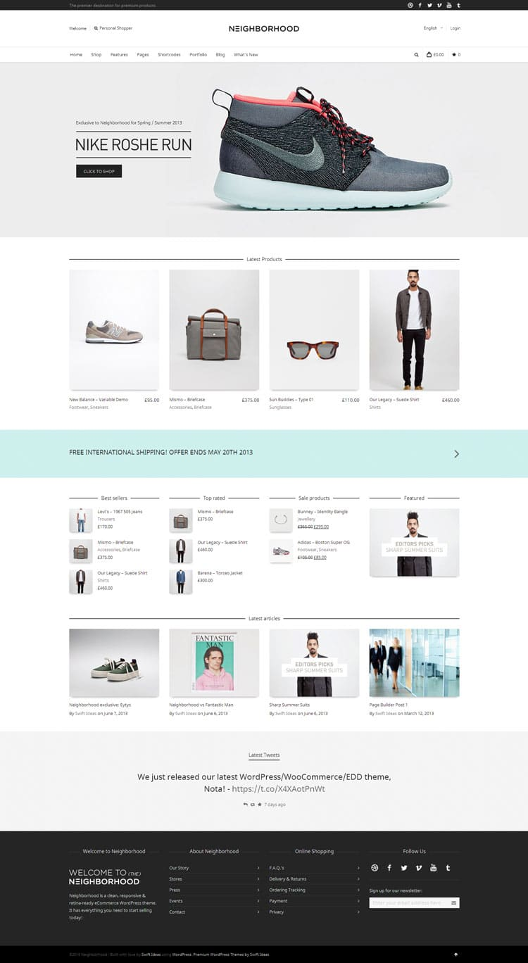 best ecommerce website