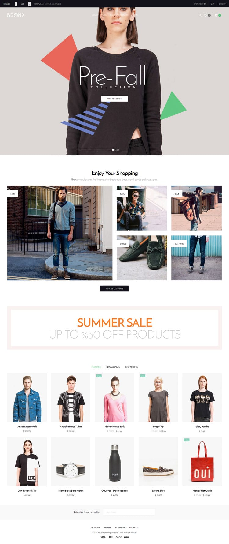 , best ecommerce sites 2016