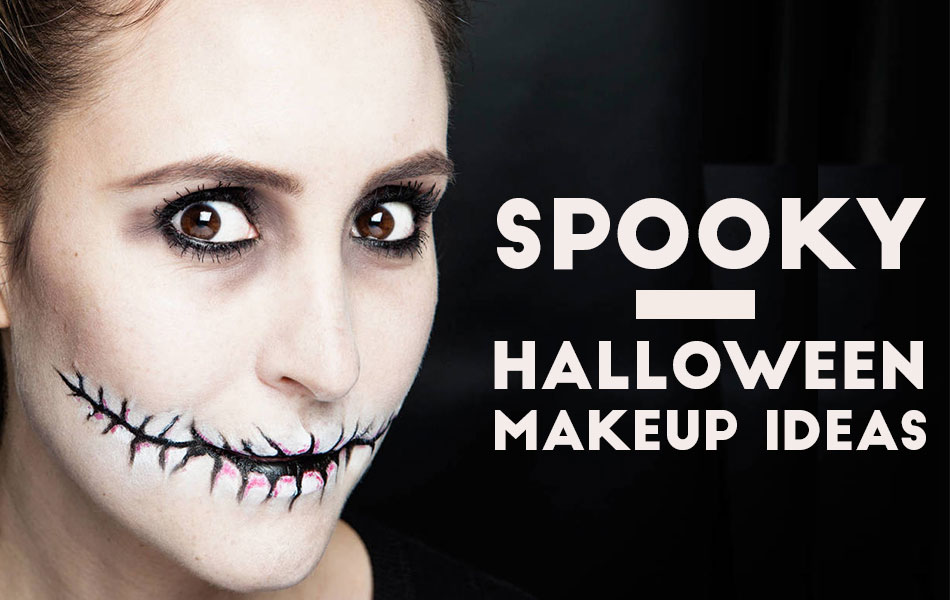 Spooky Makeup Ideas To Celebrate Halloween