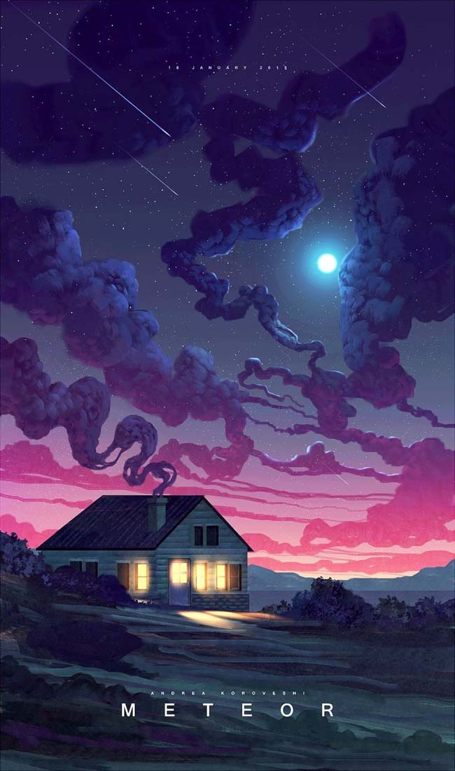 Stunning Collection of Illustrations
