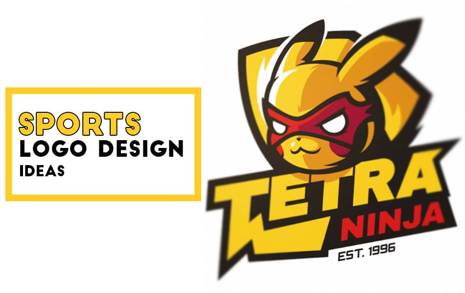 20 brilliant logo design ideas for sports - Logo Design Ideas