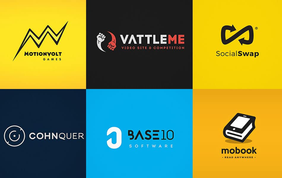 20 Great Logo Design Ideas for Your Inspiration 1