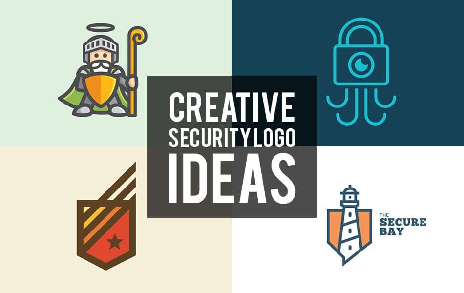 25 Creative Security Logo Ideas for Inspiration 1