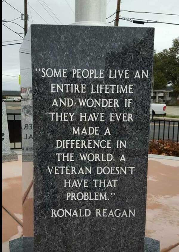 veteran's day messages
