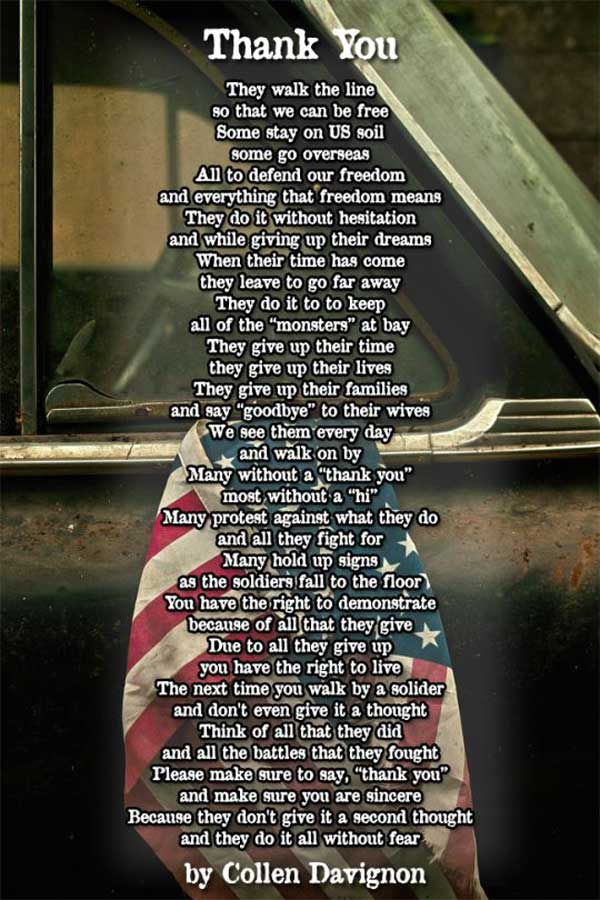 Awesome Veterans Day Quotes, Messages and Sayings on ...