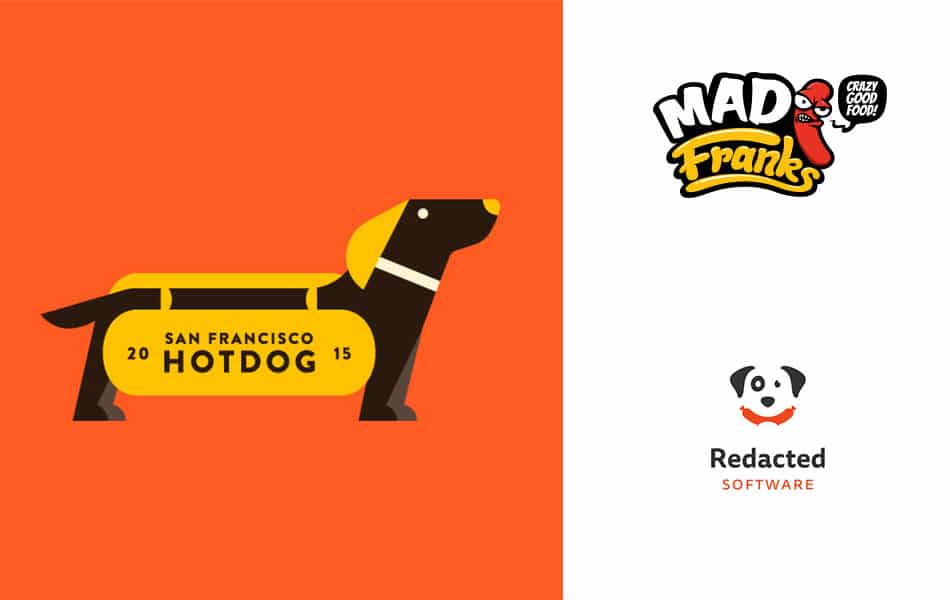 15 Creative Hot Dog Logo Ideas
