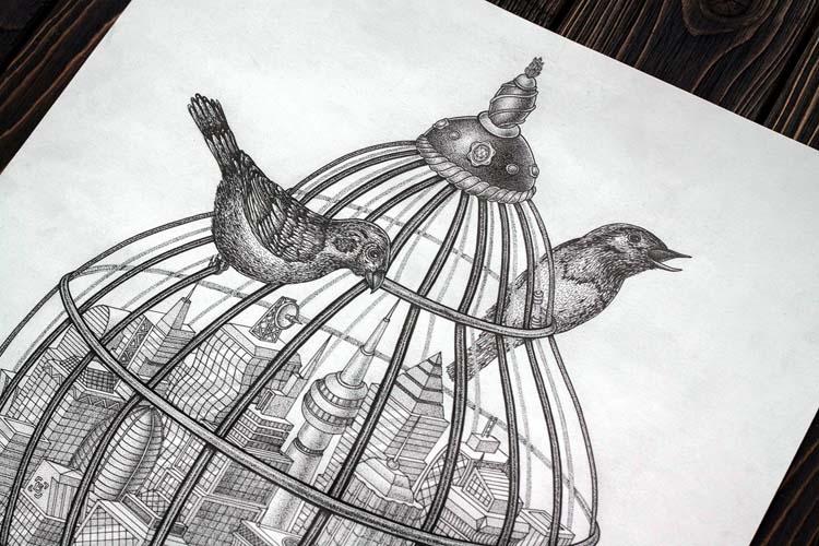 Marvelous-Hand-Drawn-Graphic-Work