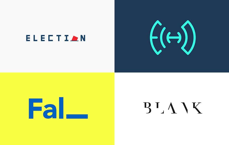 29 Clever Typographic Logos Created by Duminda Perera