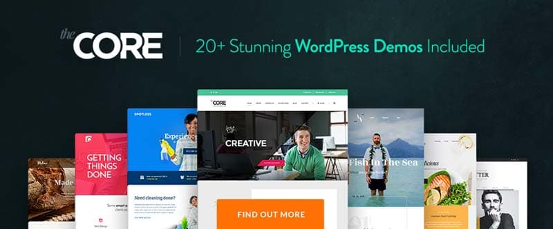 8 Terrific WordPress Themes That Will Not Dissapoint You 39