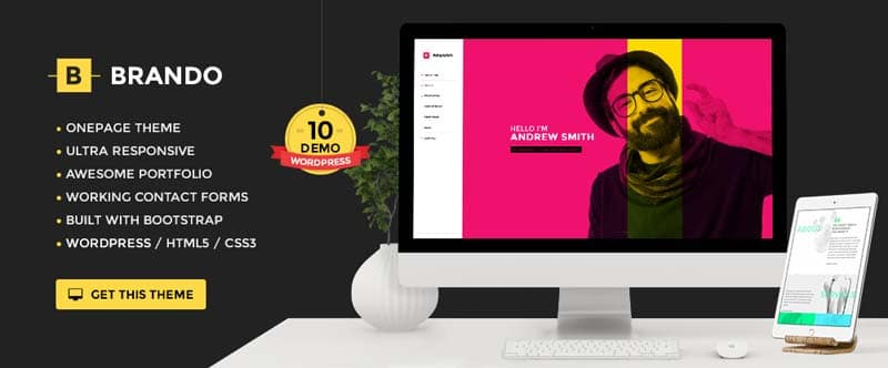 8 Terrific WordPress Themes That Will Not Dissapoint You 42