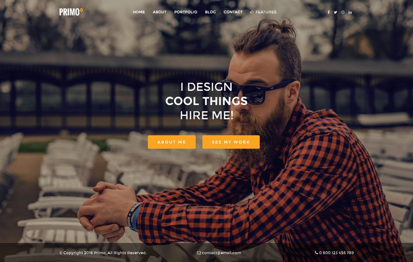 Awesome Web Design Inspiration 2017