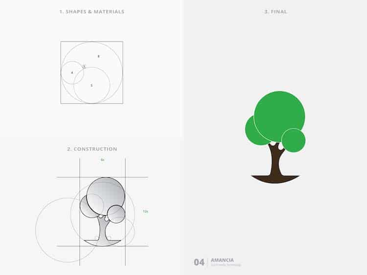 Creative-Logos-with-Golden-Ratio