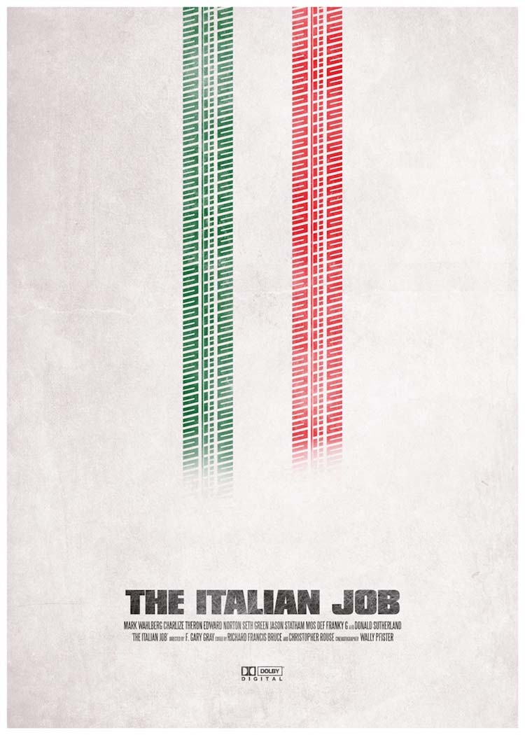 Minimal and Creative Movie Poster