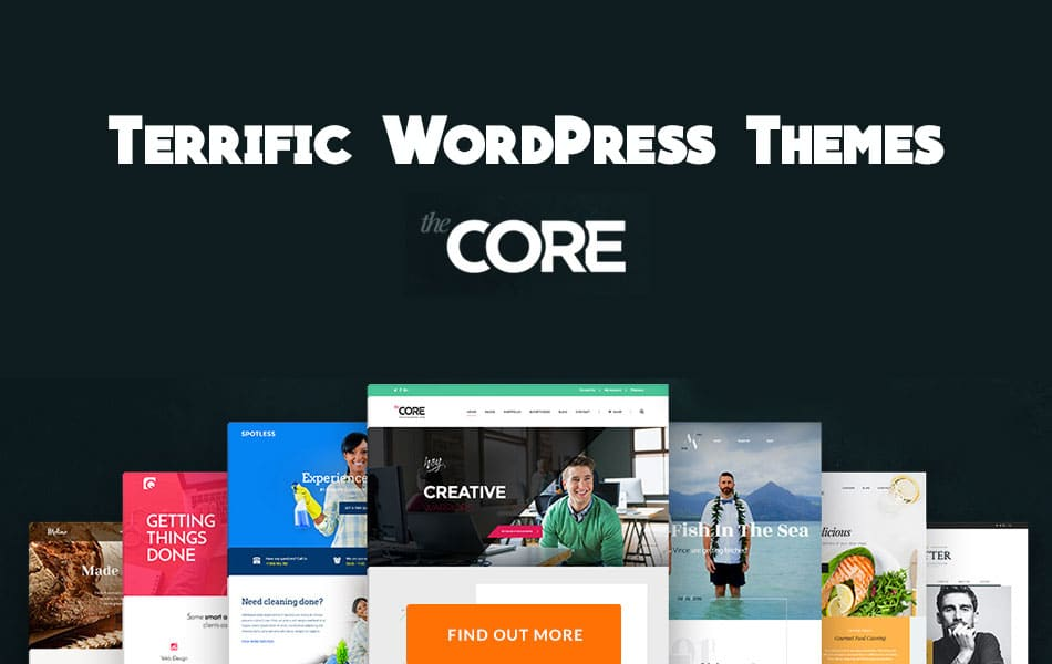 8 Terrific WordPress Themes That Will Not Dissapoint You 5
