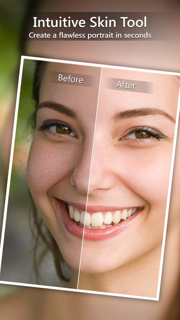 Skin Retouching Android App