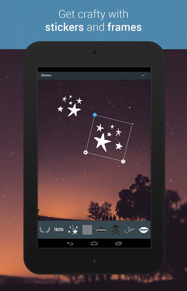 Free Android Apps for Photo Editing