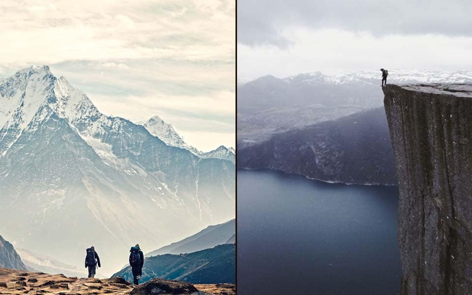Photography of Awesome Mountain Views that Will Make You Inspiring 9
