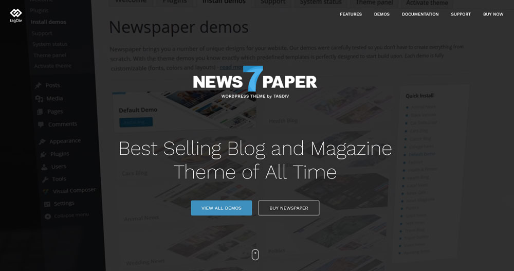 Best Clean Blog WordPress Themes