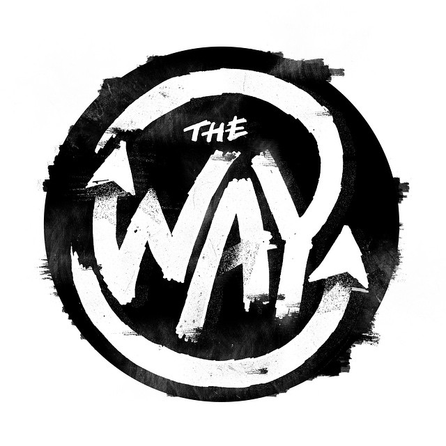 The Way Grunge Logo