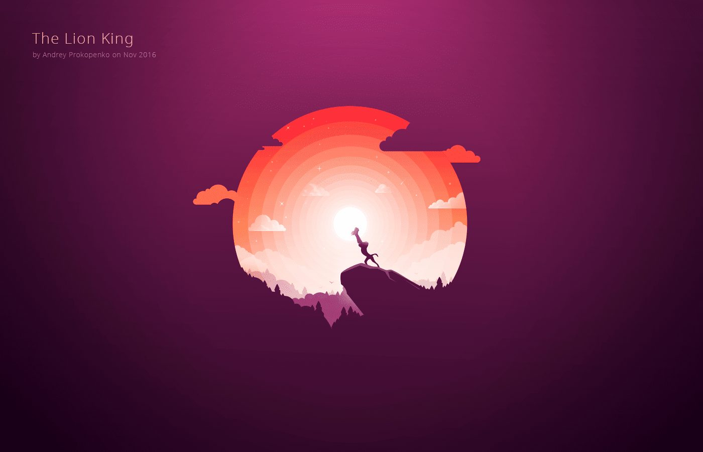 inspiring illustration by andrey prokopenko