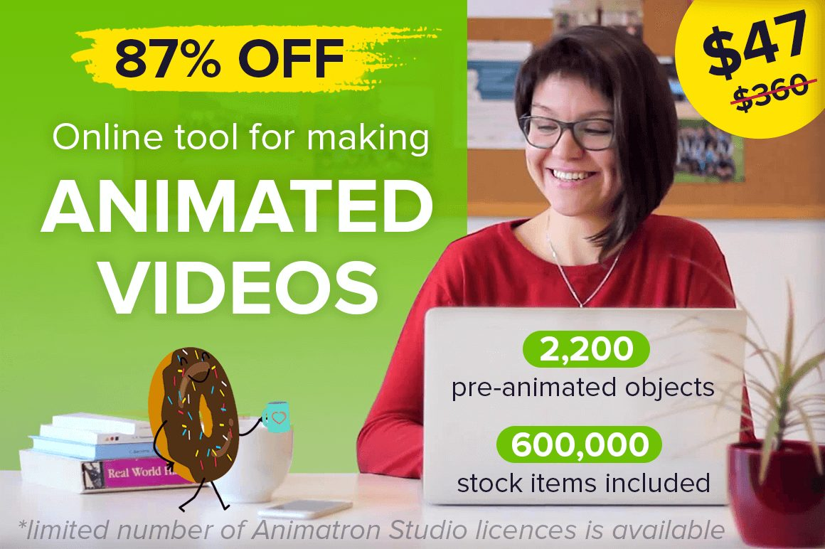Create Animated Videos and Whiteboard Animations with Animatron 1
