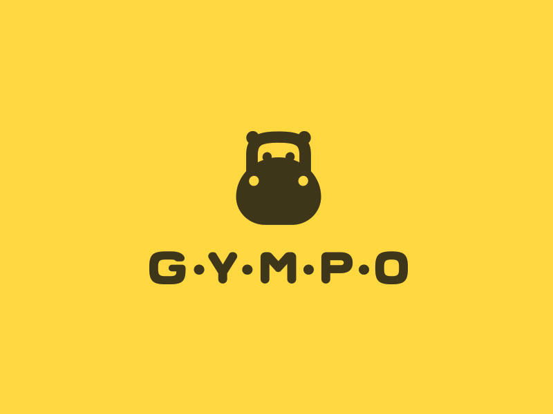 Gym and Fitness Logo Designs