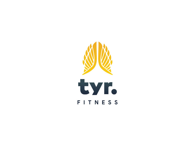 gym logo design inspiration