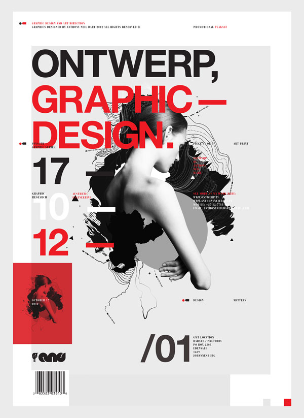 Creative Poster Design Inspiration