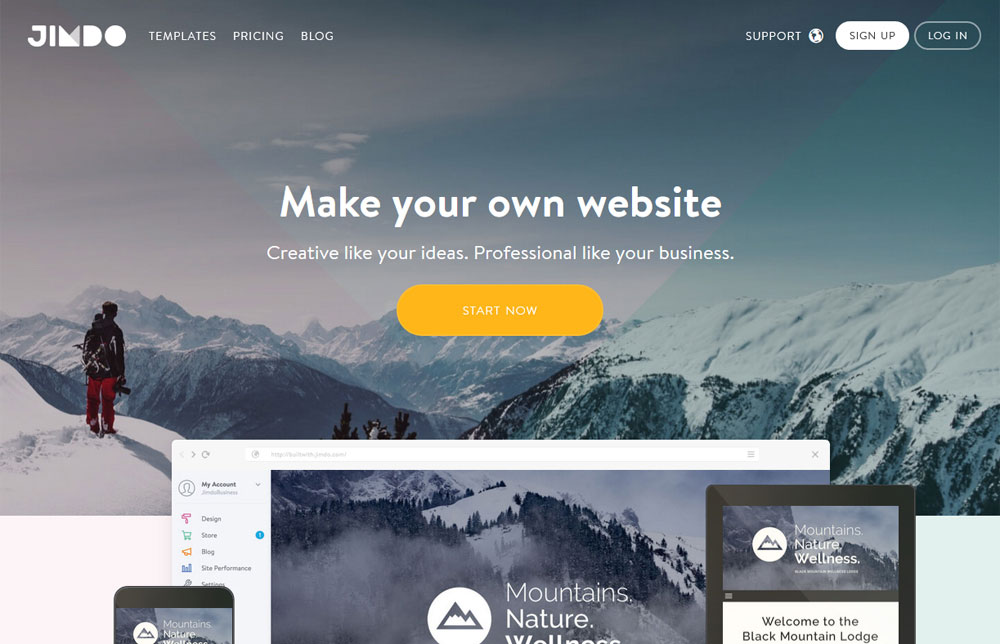 """Top 10 Free Website Builders That Are Actually """"Free"""" and """"Useful"""" 35"""