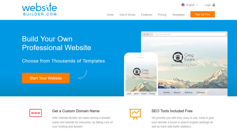 """Top 10 Free Website Builders That Are Actually """"Free"""" and """"Useful"""" 40"""