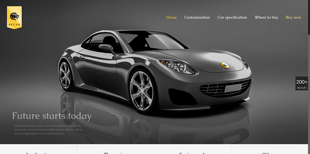 Do Twice as Much in Half the Time With 260+ Pre-built Websites 45