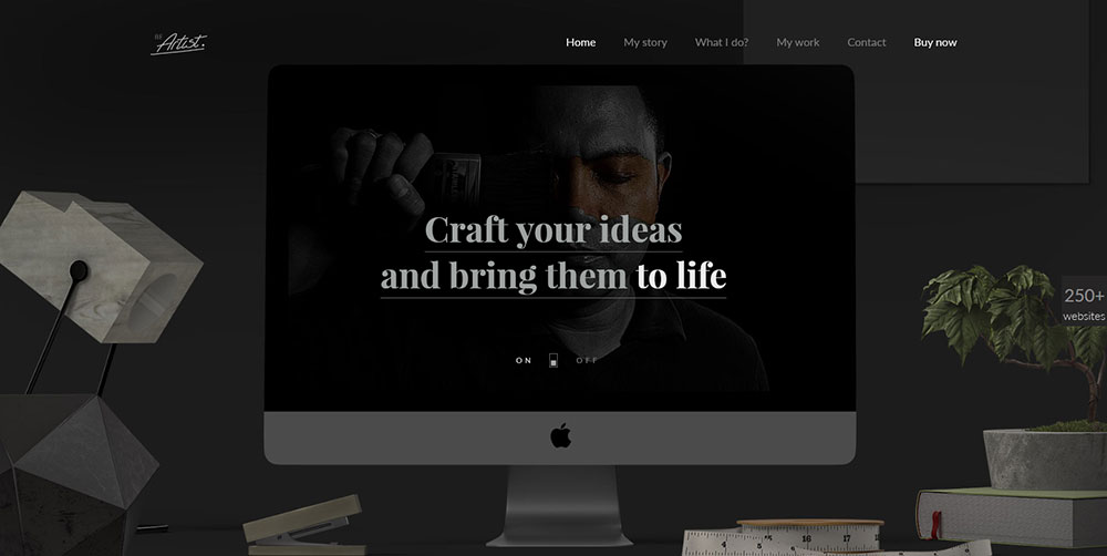 Do Twice as Much in Half the Time With 260+ Pre-built Websites 39