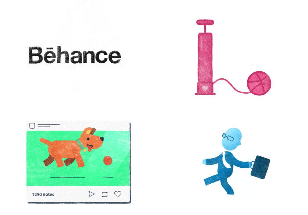 Famous Brands Logo Animation