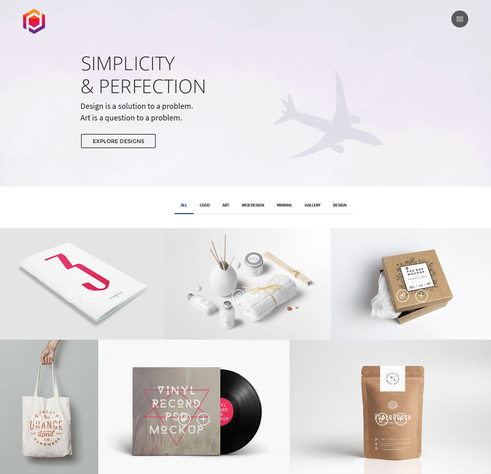 High Performance Creative Multipurpose WordPress Theme