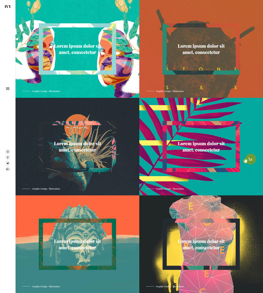 Creative Photography Portfolio Agency WP Theme