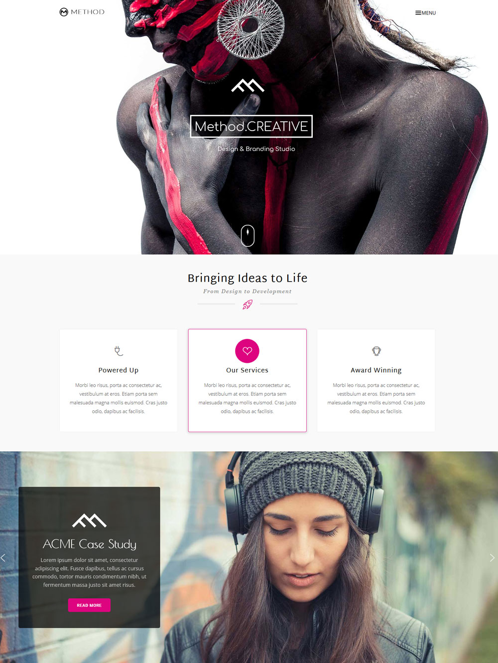 Multi-Concept Site Builder for Designers